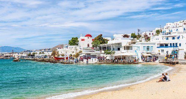 15 viagens perfeitas para solteiros - Guia da Semana Mykonos - Grécia