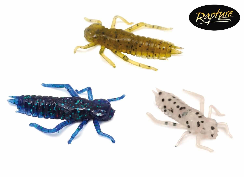 Esca Siliconica Rapture Cricket 33 mm