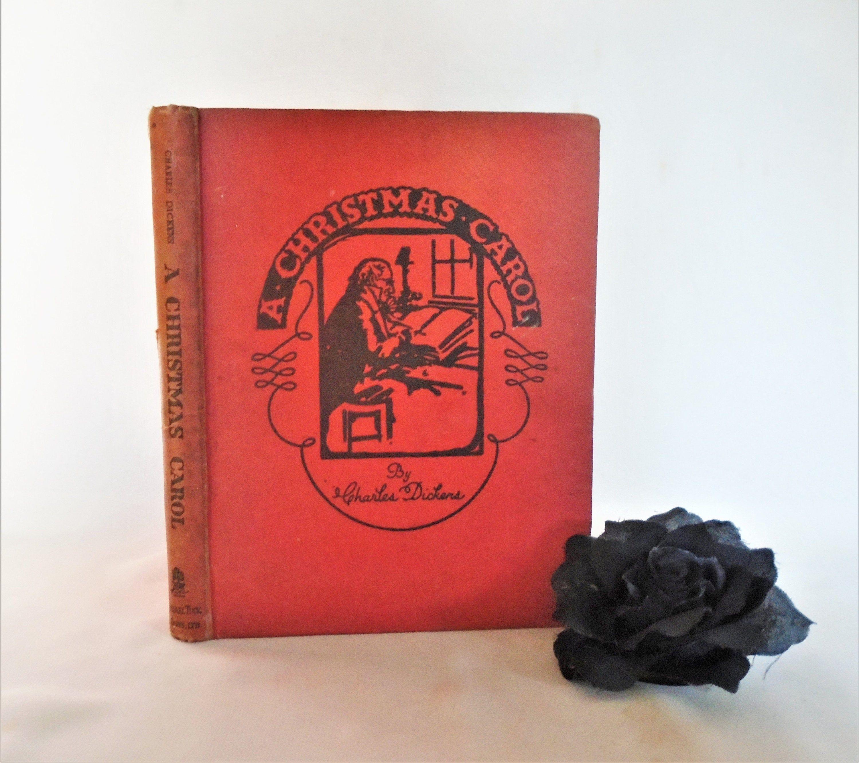 1910 Eine Weihnachtsgeschichte von Charles Dickens / Raphael Tuck & Sons Ltd. London ...