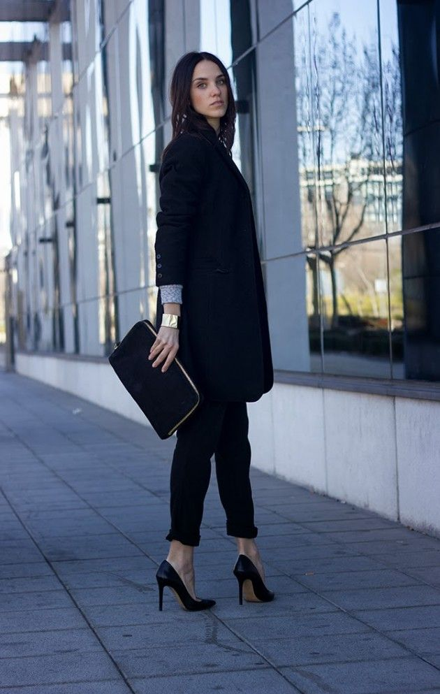Stylish Office Looks To Copy This Winter