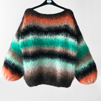 handgebreid Archieven – You had me at yarn mohair knitwear label