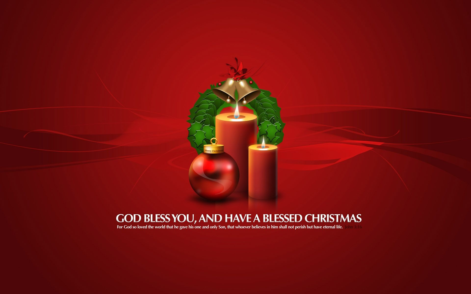 Multiple Wallpapers Are Included In Our Christmas Theme.