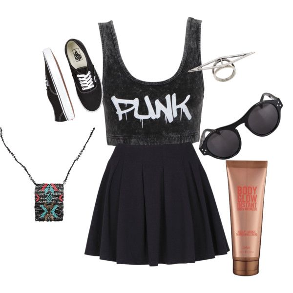 469fd454184a Perfect Punk Party Outfit | Stuff to Buy | Really cute outfits ...