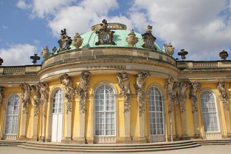 Schloss Sanssouci Potsdam Germany Potsdam Beautiful Castles