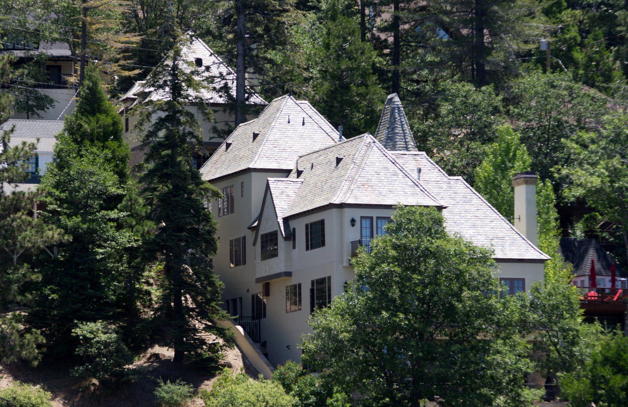 Sammy Hagar S Vacation Home Vacation Home Lake Arrowhead Celebrity Houses