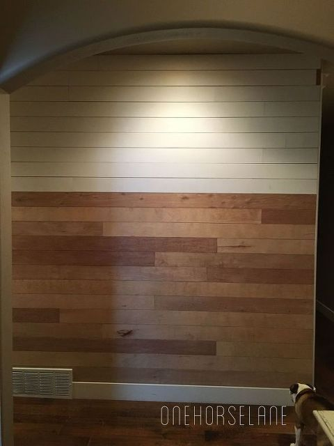 DIY Shiplap Wall   Easy, Cheap, and Beautiful Part 1 is part of Home Accents DIY Ship Lap - Ok y'all, so I'm addicted to Shiplap  I mean, I was before   but after finding the method I'm going to share with y'all today, it's a hopeless addiction! If yo…