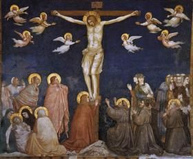 The Crucifixion - Giotto