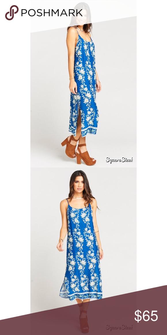 a66a7e5f060a SOLD Show Me Your Mumu Shiloh Slip Dress NWT Shiloh Slip Dress - Brunch of  Blooms