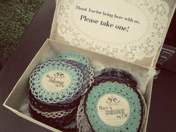 Diy Crochet Coasters Tutorial Wedding Pinterest Crochet