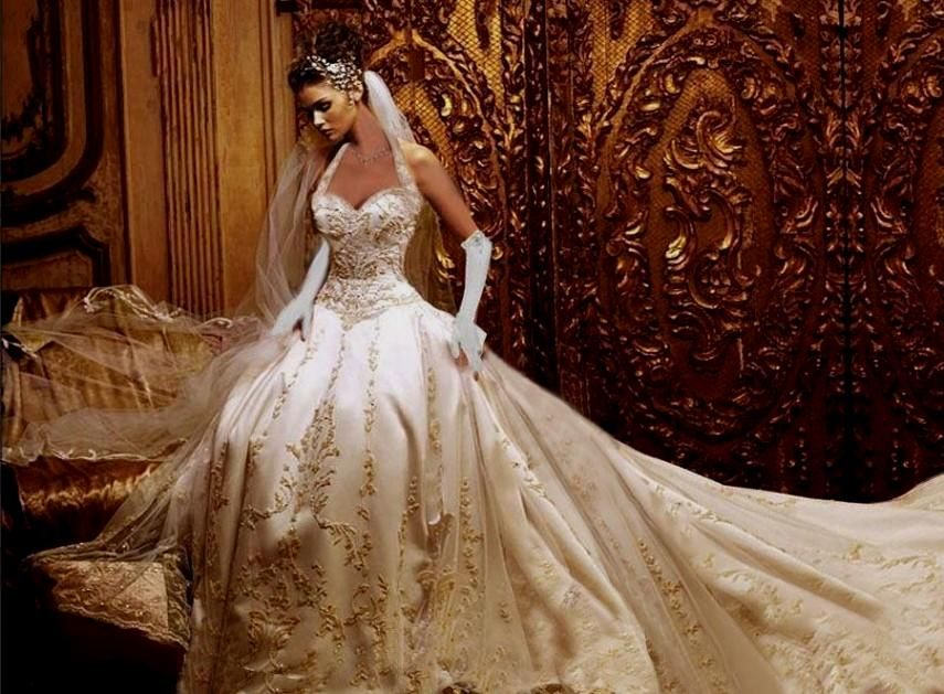 The Most Beautiful Wedding Dresses In The World The 20 Most