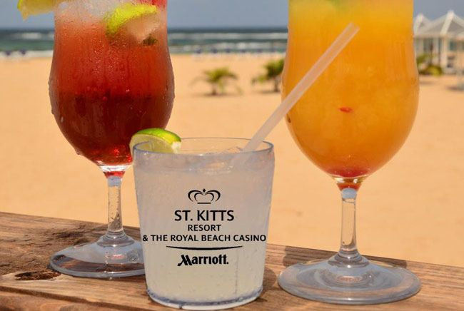 Caribbean Rum Drinks: Ting With A Sting: Boat Drink Recipes