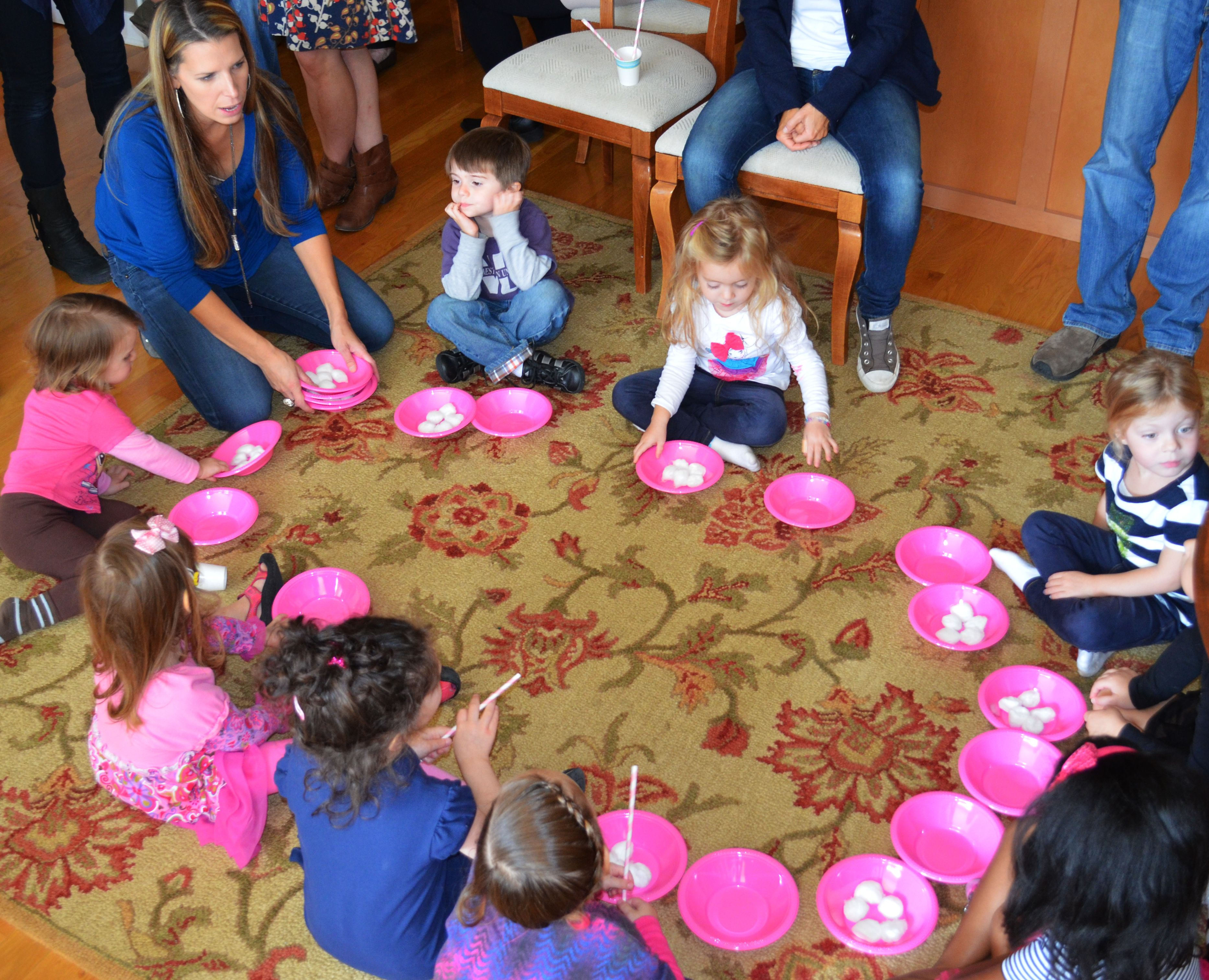 A How To Hello Kitty Birthday Party