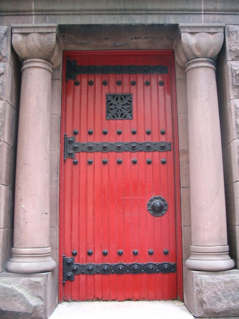 Why many church doors are red: | Doors, Churches and Gates