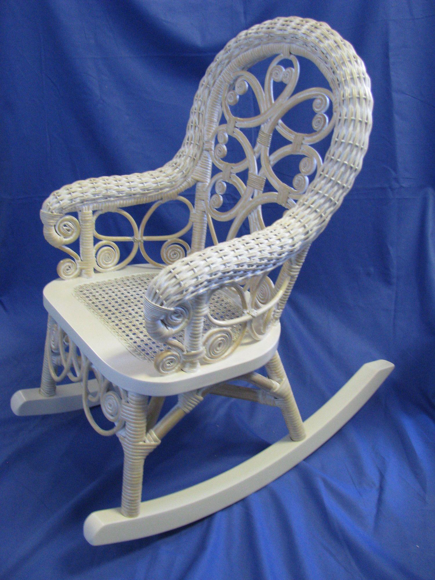 Victorian Child S Rocking Chair Rocking Chair Childrens
