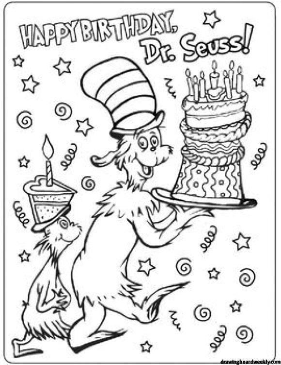 Dr Seuss Coloring Page Free Dr Seuss Activities Dr Seuss Classroom Dr Seuss Coloring Pages