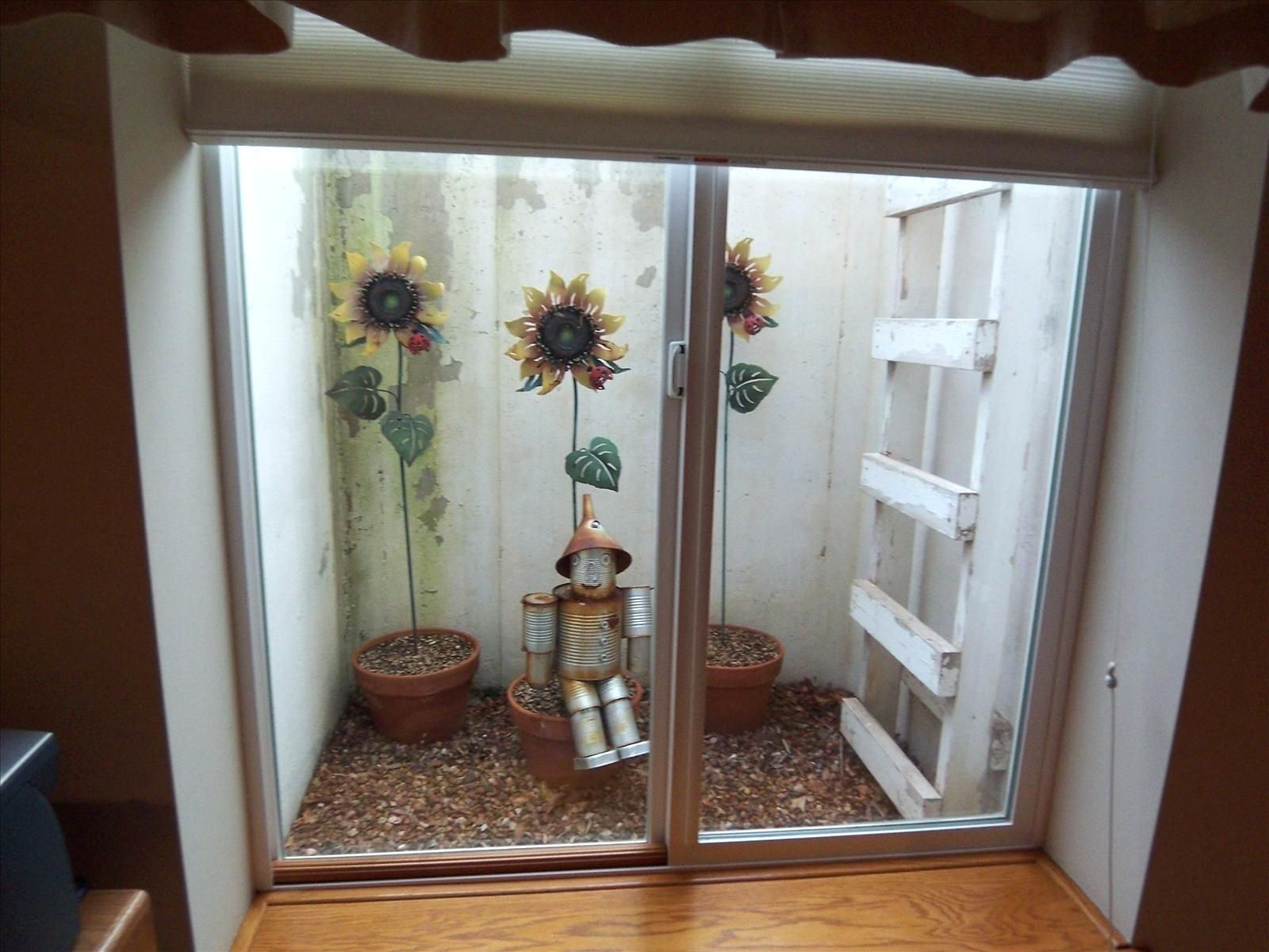 Egress window wells diy basement window well egress