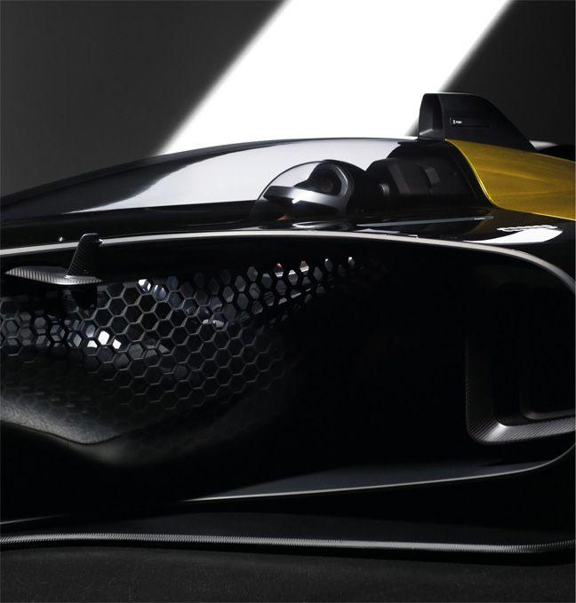 Renault Unveil Radical 2027 F1 Concept Car: Le Concept Car R.S. 2027 Vision.
