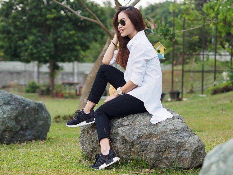 40 tolle Outfits kombiniert mit Adidas NMD für Damen | KADIN