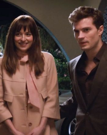 Fifty Shades of Grey Extended Trailer Debuts During Golden Globes 2015 - Us Weekly