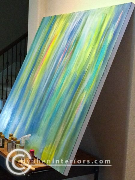 How To Make A Canvas Painting Easy Would Be Good For