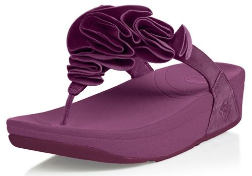 FitFlop Frou Cosmic Purple at Sole Provisions!