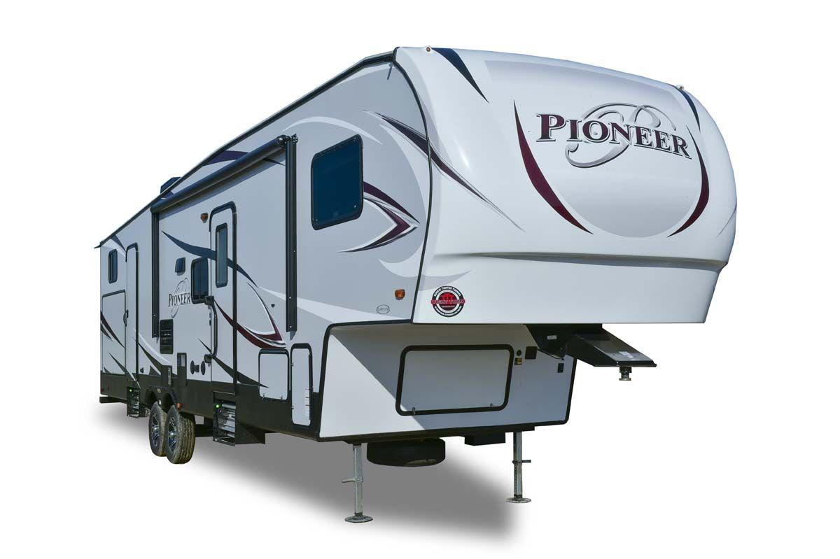 Pioneer 5th Wheel Pioneer Fifth Wheel Recreational Vehicles