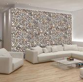 Wallpaper foto tapete tapete stein textur meuer wand rock natur 13N514P4  Du selber   Wohnzimmer