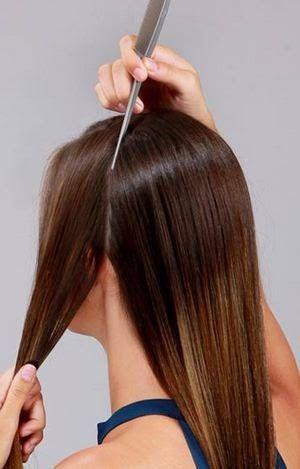5 Peinados Faciles Para Diario Paso A Paso Cortes Pinterest