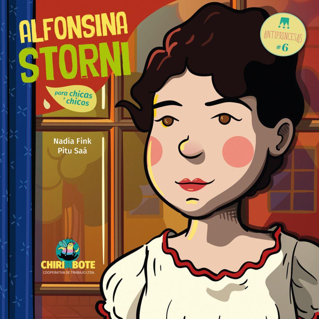 Alfonsina Storni Para Chicas Y Chicos Antiprincesas