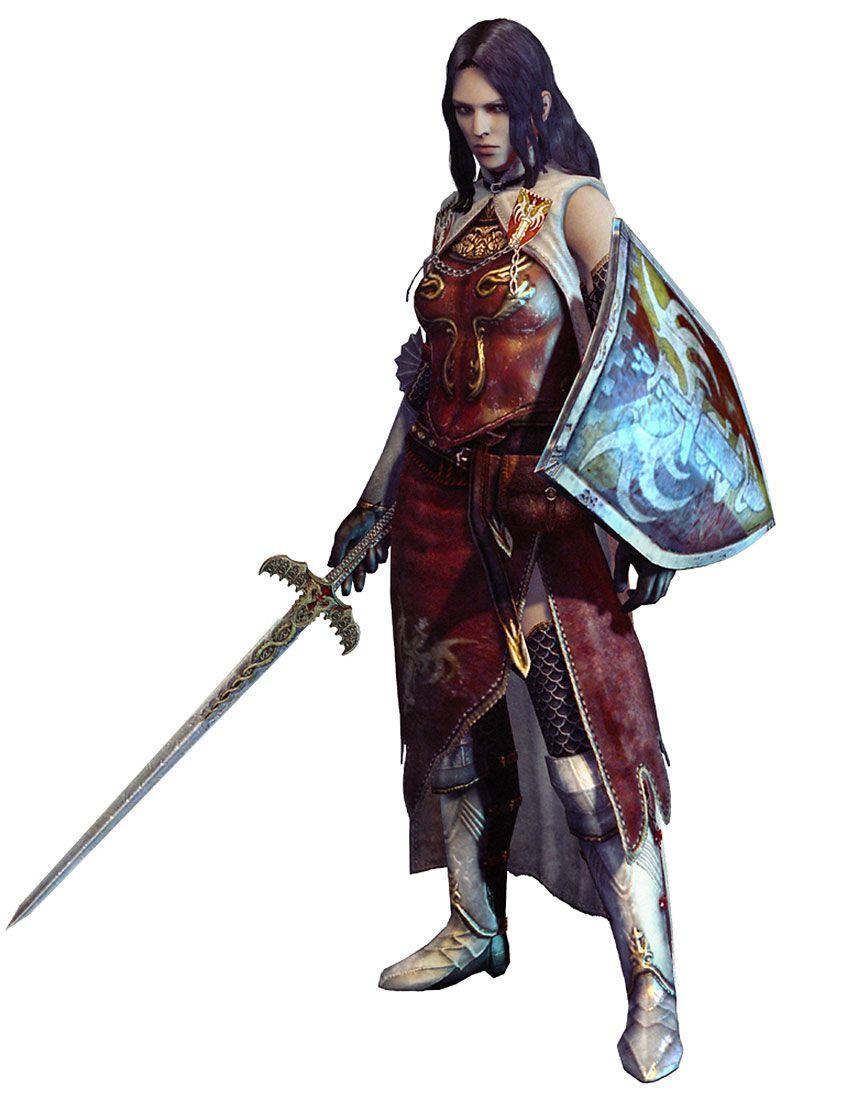 Vanessa Art Dragon S Dogma Online Art Gallery Fantasy Fighter Dragon S Dogma Fantasy Female Warrior