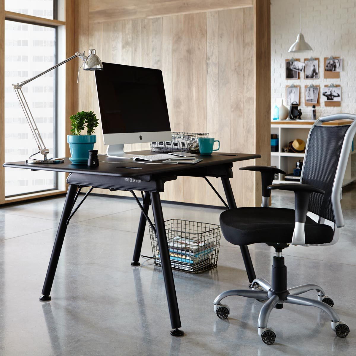 Ergotron workfit d sit stand desktop workstation radius office - Explore Our Wide Selection Of Standing Desks Sit Stand Desks Adjustable Desks And Standing Desk Accessories Buy Your Varidesk Standing Desk Today