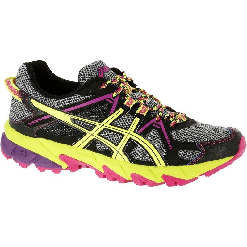 zapatillas asics trail mujer