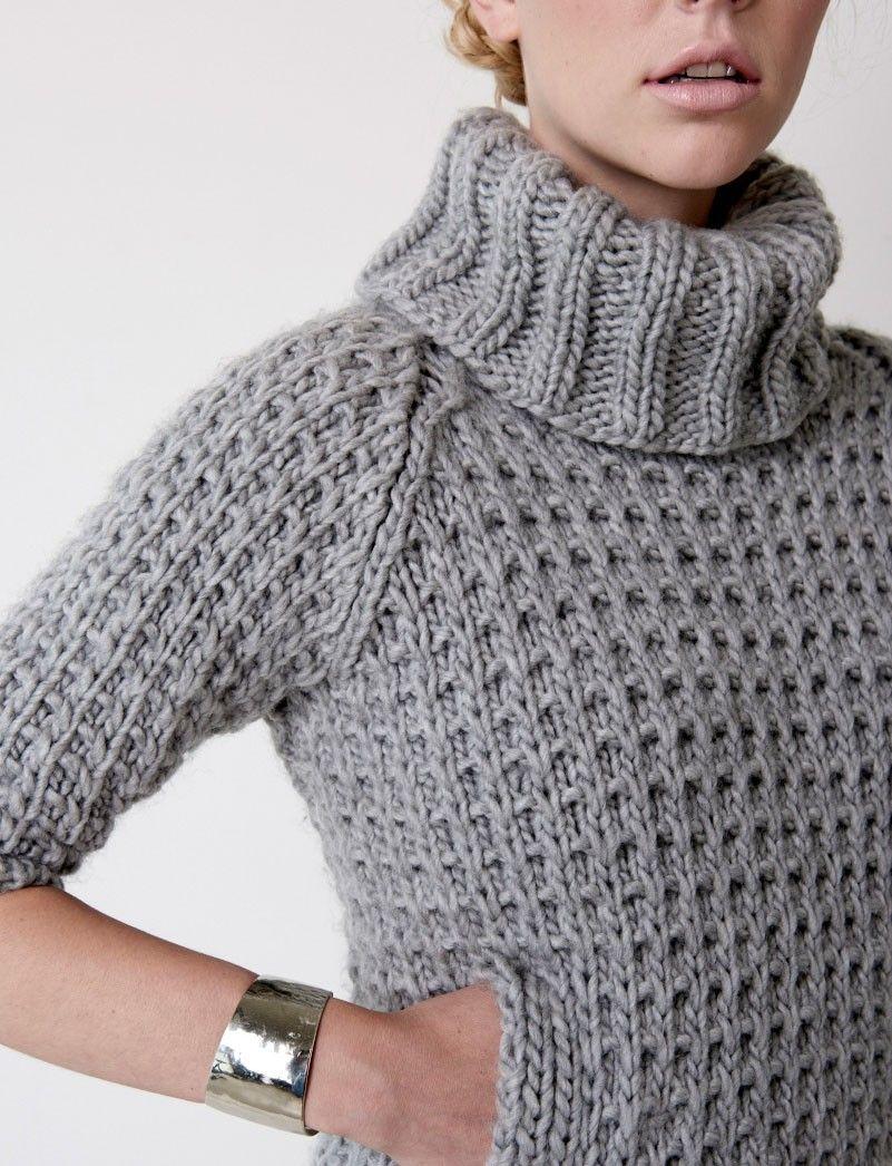 Slouchy Sweater Dress Patterns Pullover Sweater Knitting Pattern Tunic Knitting Patterns Sweater Dress Pattern [ 1046 x 801 Pixel ]