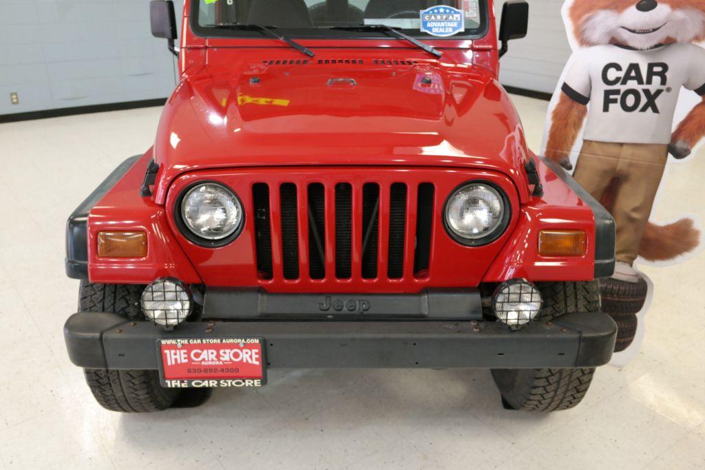 1997 Jeep Wrangler Aurora, IL wants 1997 jeep