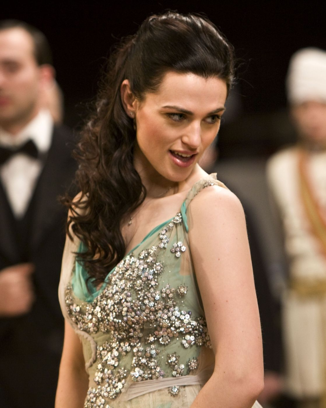 Katie McGrath - A Princess For Christmas (2011) | Sorceress costume ...