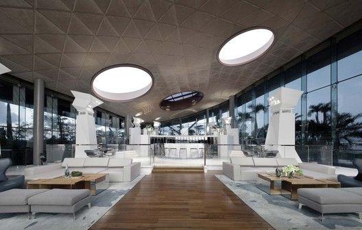 Gallery Of Lotus Square Art Center Raynon Chui Design 12 Square Art Design Career Art Center
