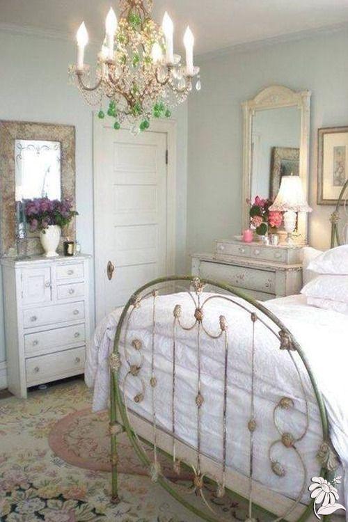 Pin de Janine Lessing en Home Pinterest Recamara vintage - decoracion recamara vintage