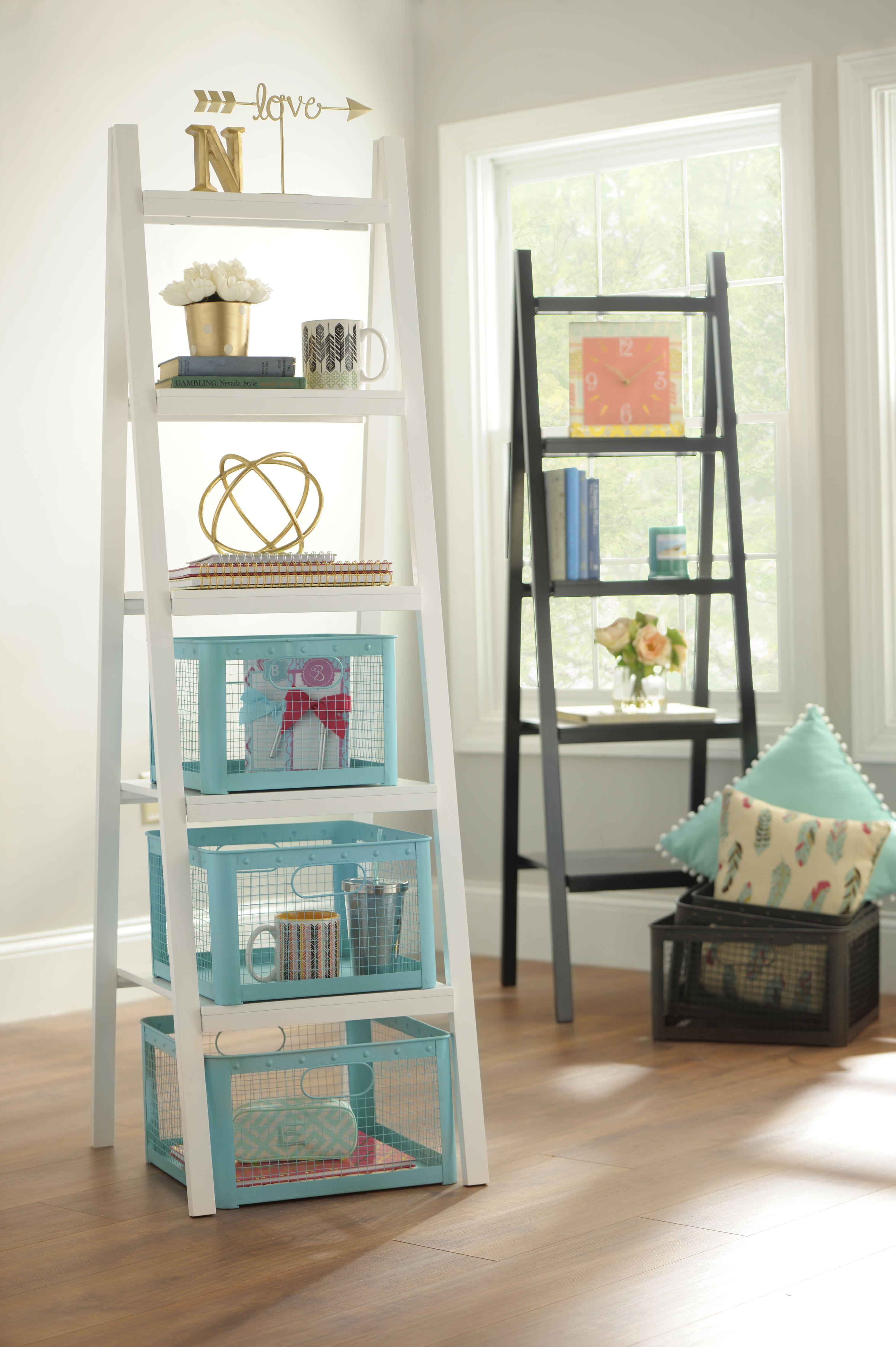 Storage and ladders we love the ladder shelves at kirklandus for