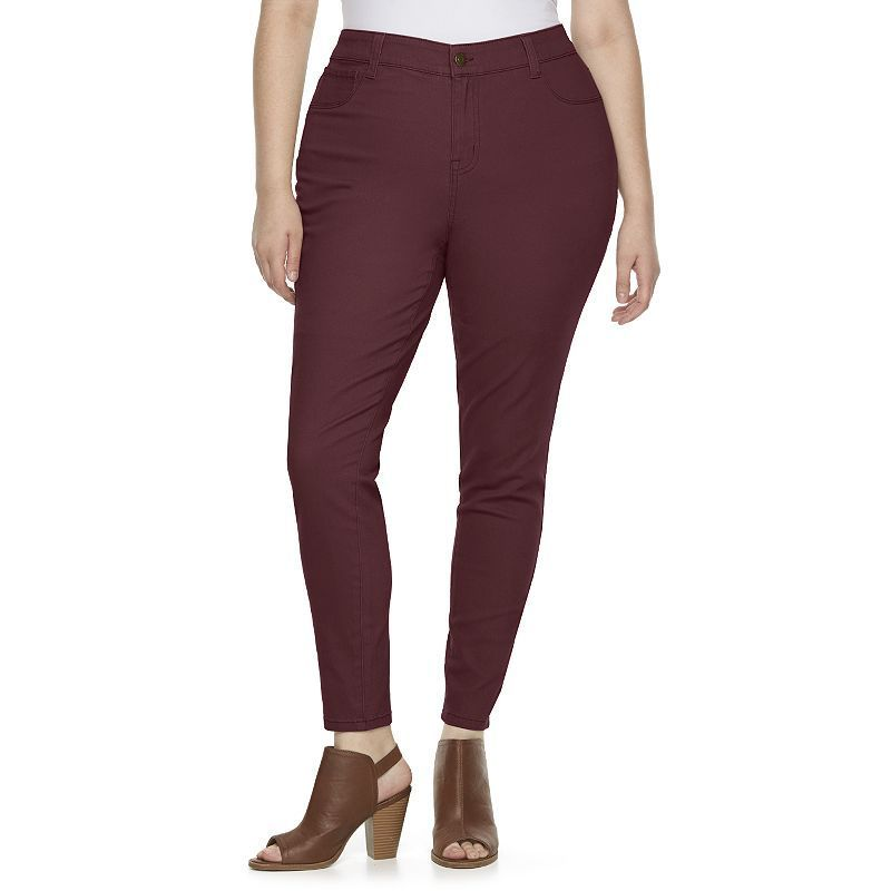 Juniors' Plus Size Cbla Colored Jeggings, Girl's, ... - Juniors' Plus Size Cbla Colored Jeggings, Girl's, Size: Products