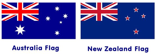 New Zealand Flag Colors Meaning And Symbolism New Zealand Flag Australia Flag Flag Colors
