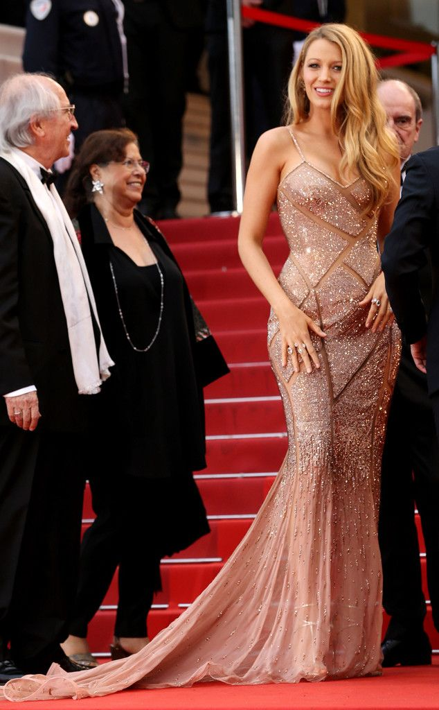 f70dc85c1db5 Blake Lively Is Already Winning the 2016 Cannes Film Festival Carpet  See  All Her Cannes Looks Over the Years