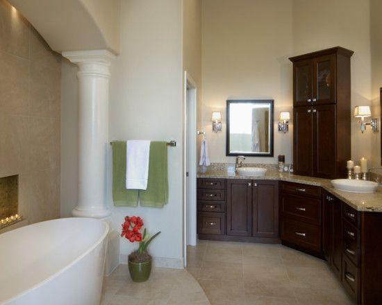 Badezimmer Eckschrank ~ 17 besten bathrooms bilder auf pinterest badezimmer große
