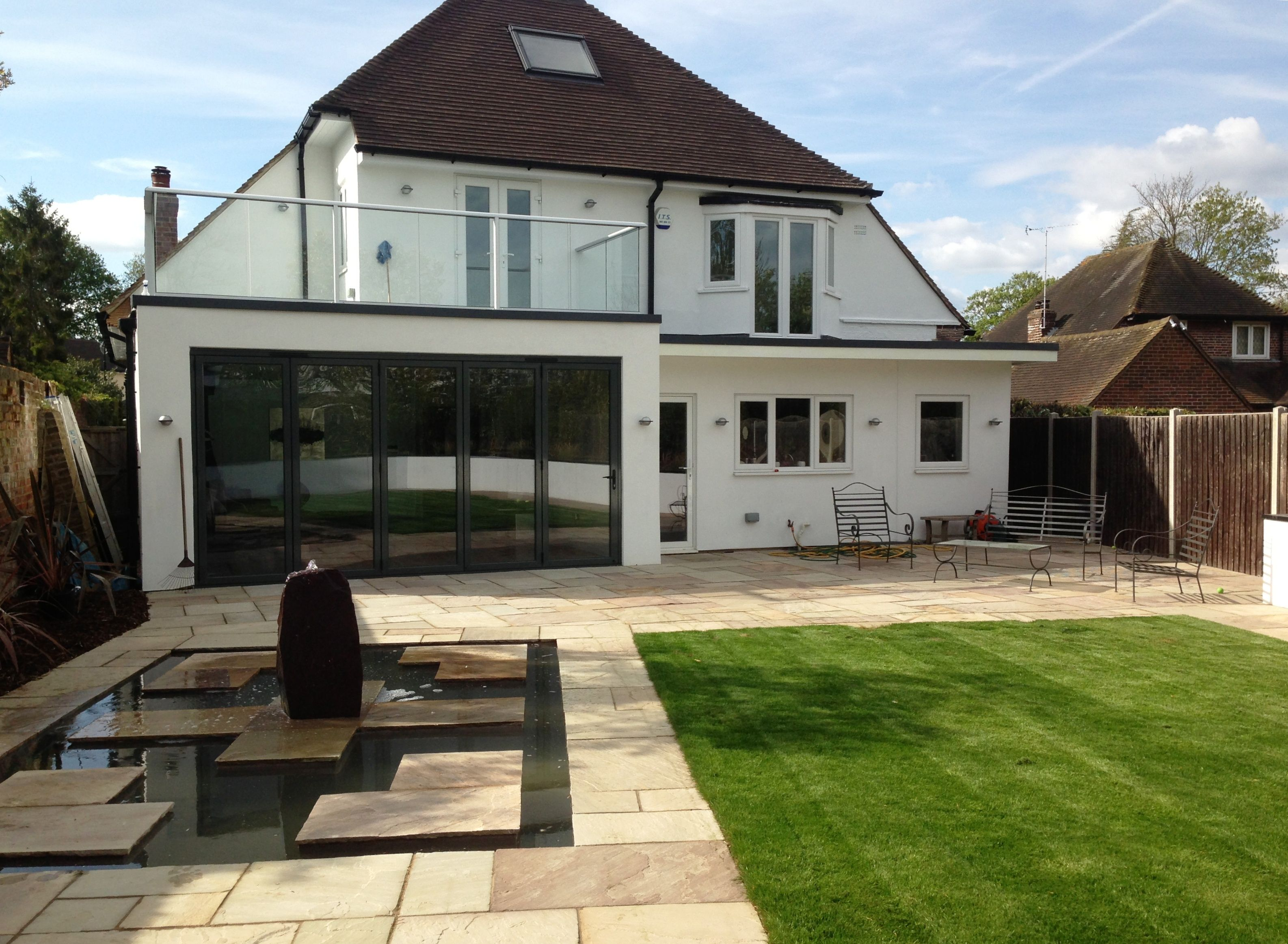 House Extension Shepperton Project Kitchen House House