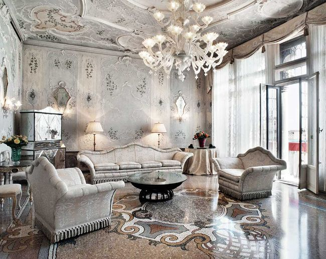 sitting room | bauer venice