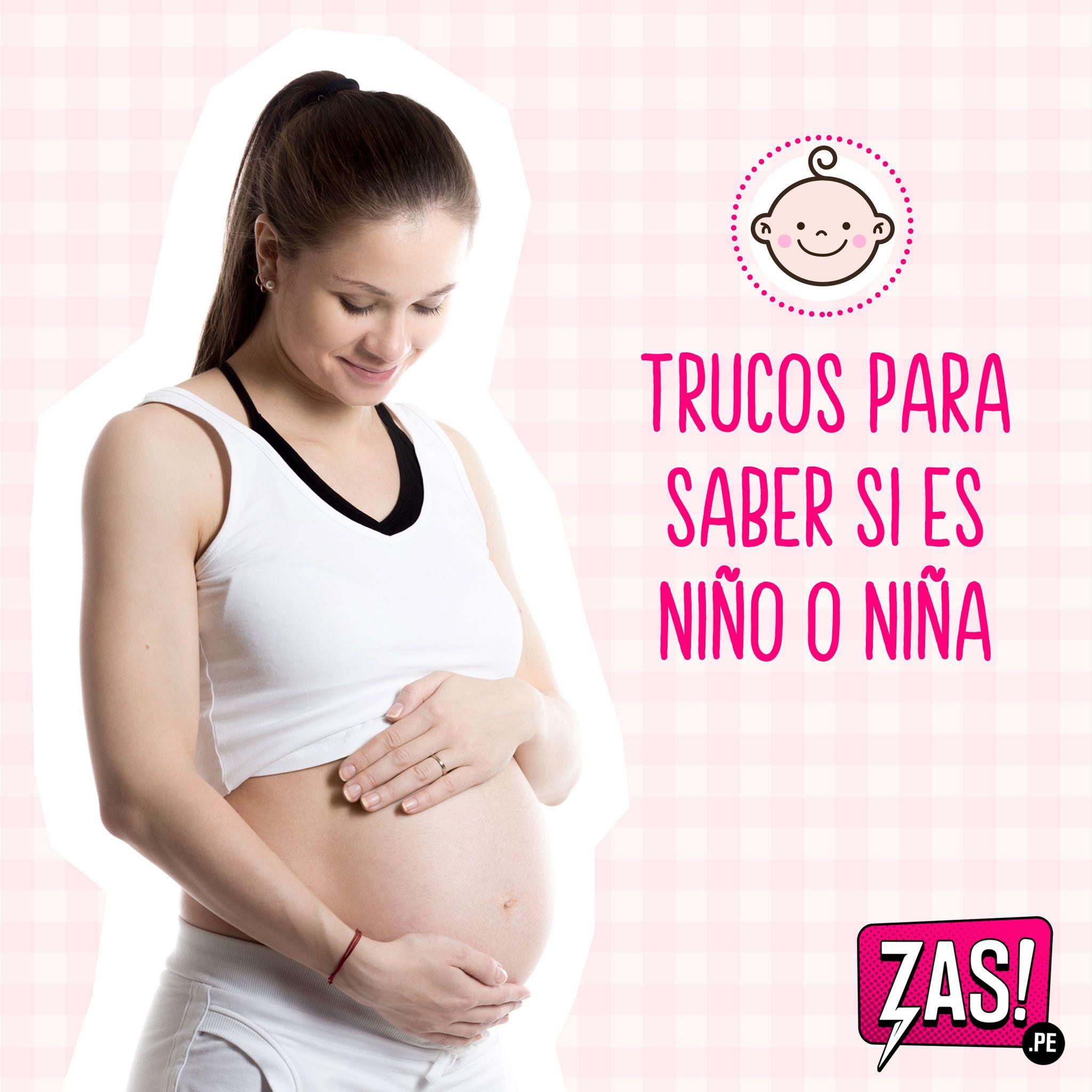embarazo cuando sabes si es niño o niña