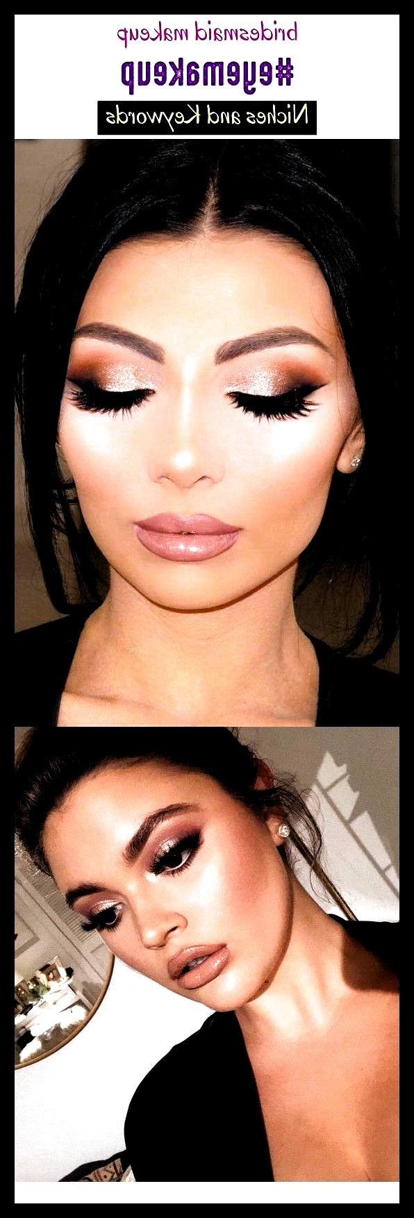 Bridesmaid makeup #Eye make up #seoforpinterest #SEO #trending, Makeup products, natural makeup, makeup tutorial, makeup step by step, makeup tips, ma...#bridesmaid #eye #makeup #natural #products #seo #seoforpinterest #step #tips #trending #tutorial