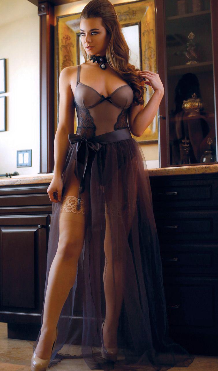 Nicole Teddy with Sabrina Maxi Skirt Set   Sizes  S(0-2) 304f70bc3