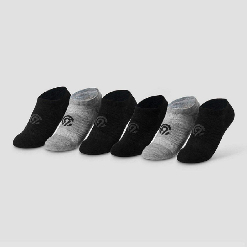 ea28e5d05b3 Active boys deserve the comfort and performance of these C9 Champion Youth  Super No Show Socks. With a super low profile- there is no peeking above  shoes.