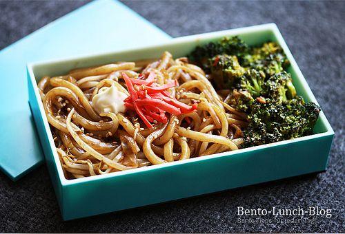 fresh-yaki-udon-obento   Flickr - Photo Sharing!