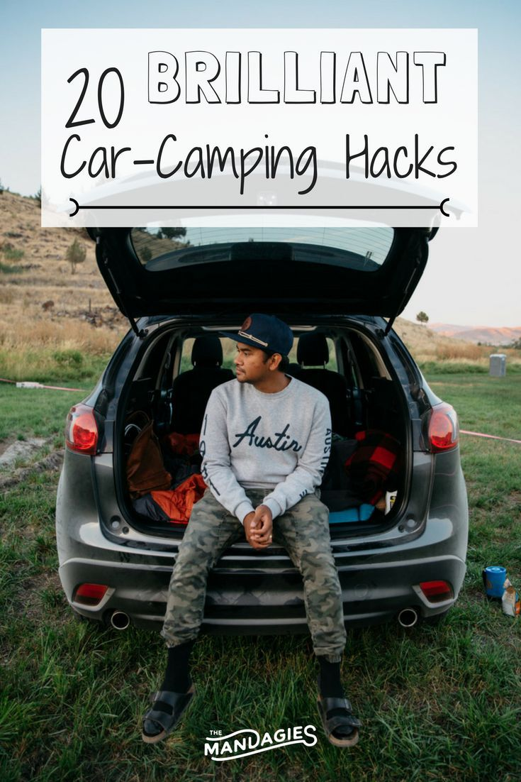 Photo of 20 Brilliant Car Camping Hacks for your best trip ever